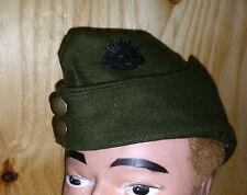 WW2 AIF FORAGE SIDE CAP - AUSTRALIAN ARMY 2ND AIF REPRODUCTION