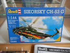 Modelkit Revell Sikorsky CH-53 G on 1:144 in Box