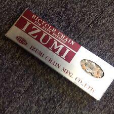 IZUMI Track/ Fixie Chain Silver
