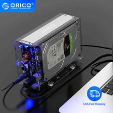 ORICO HDD Case 3.5 inch USB 3.0 Hard Drive Enclosure with Raid HDD Case