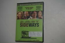 Sideways (DVD, 2009, Widescreen) Unopened