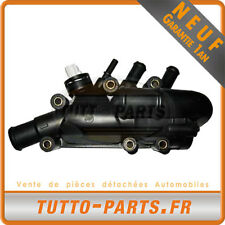Boitier + Thermostat d'Eau Ford Fiesta V - 1089789 1136703 1149620 1149691
