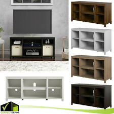 TV Stand TVs up to 50 inch Mount Entertainment Station Media Console Bookcase