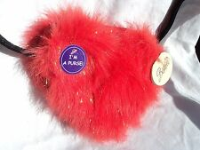 Bestever 5802 Red Heart Handbag