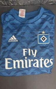 HSV Hamburger SV Trikot Gr. XL - blau