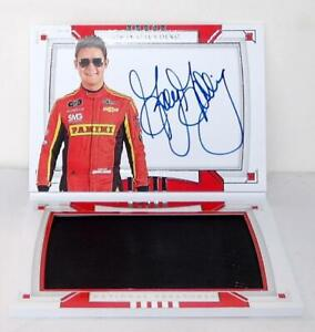 National Treasures Nascar Racing Card GRAY GAULDING Booklet Patch Signed 10/10