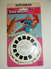 * SEALED * SUPERMAN 1982 VIEWMASTER REELS SET 1007 / B584 RARE MINT   G362