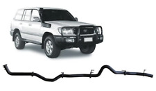 "Redback 4X4 - Toyota Landcruiser 100 Series (2000 - 2007) 3"" Turbo Back Exhaust"