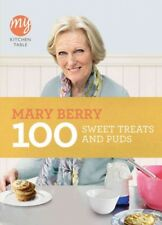 100 Sweet Treats and Puds, Paperback by Berry, Mary, Like New Used, Free ship...