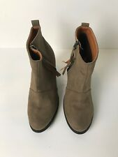 Cotton On Womens Ankle Boots Tan NEW Size 38