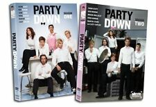 Party Down Season One and Season Two New Sealed DVDs (Starz Originals)