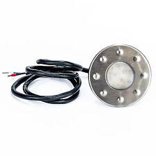 Bodeneinbaustrahler LED 230V Bodeneinbauleuchte LED Rund Außen aussen befahrbar