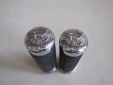 "HARLEY DAVIDSON ORIGINAL LIVE TO RIDE COLLECTION HAND GRIPS ""82 - ""LATER"