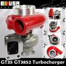 EMUSA RED GT35 GT3582 TURBO CHARGER T3 AR.70/82 ANTI-SURGE COMPRESSOR