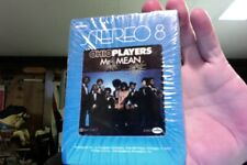Ohio Players- Mr. Mean- sealed 8 track tape