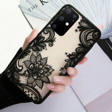 Samsung Galaxy Note 20 Ultra/Note10/S20/S10+ Mandala Lace Cute Phone Case Covers