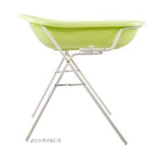 Baby Badewannenständer + Babywanne XXL  grün Ständer + Badewanne