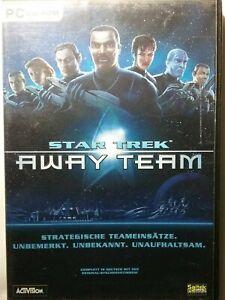 Star Trek Away Team PC CD-Rom Game