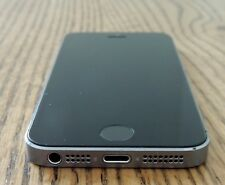 Apple iPhone 5s - 32GB - Space Gray (Unlocked) A1533 (GSM) AT&T