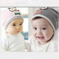 Newborn Hats Warm Cotton Owl Pattern Infants Beanie Hat Winter Autumn Cap CO