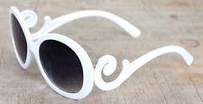 Womens Vintage Retro Wave Shades Oversized Designer Sunglasses Fashion Eyewear