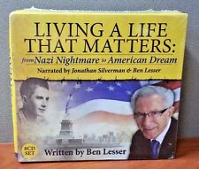 Living a Life that Matters:From Nazi Nightmare to American Dream  Audio Book NEW