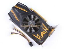 ZOTAC NVIDIA GeForce GTX 650 Ti 1 GB Video Card GTX650TI 1G  128bit DVI VGA HDMI