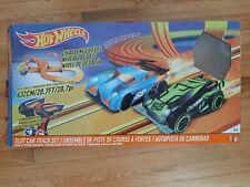 Hot Wheels Slot Car Track Set, Incomplete
