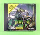 Acclaim Turok: Dinosaur Hunter (windows 95 Pc, 1997) Pc/computer Game Disc