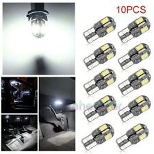 10Pcs T10 12V 8 SMD CANBUS hell KFZ PKW Innenraum Weiß LED Beleuchtung Lampe
