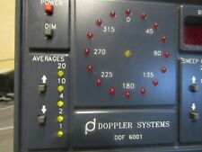 Doppler Radio Direction Finding System Series 6000 With Manual Ddf-600`F