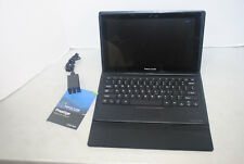 """Visual Land Prestige Prime 11e 11"""" Android WiFi Tablet PC 32GB keyboard case"""