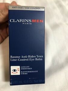 Clarins Men Line Control eye Balm Age Control 20ml