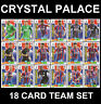 PANINI ADRENALYN Premier League 2019/20 CRYSTAL PALACE Full Team Set 19/20