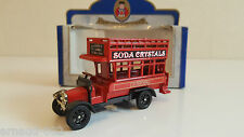 "Oxford Die-cast - Bus Anglais ""Soda Crystals"" Liverpool St > Piccadilly Circus"