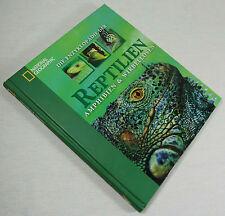 Die Enzyklopädie der Reptilien, Amphibien & Wirbellosen (2008, Gebunden) /b