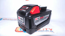 New Milwaukee 48-11-1890 M18 Red Lithium High Demand 18V Li-Ion Battery 9.0Ah