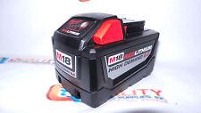 New Milwaukee 48-11-1890 M18 Red Lithium High Demand 18V Li-Ion Battery 9.0Ah