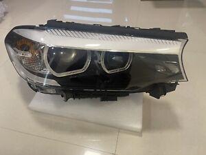 2017-2020 BMW 530i Right Side Headlight  LED OEM Assembly
