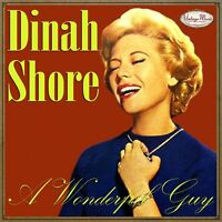 DINAH SHORE CD Vintage Vocal Jazz / A Wonderful Guy , So In Love , Tempting ....