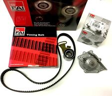 MGF CAMBELT/TIMING BELT KIT AND WATER PUMP. MANUAL TENSIONER (FAI)