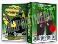 GREEN HORNET COMPLETE SET 26 EPISODES BONUS/CROSSOVER SALE BRUCE LEE BIO