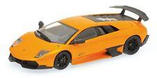 Lamborghini Murcielago LP670-4 SV 2009 Orange Metallic 1:43 Model 400103942