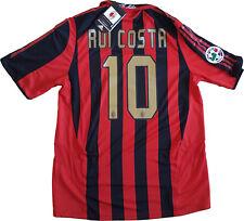 maglia milan Rui Costa adidas Climacool player issue vintage nesta maldini