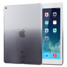Ultra Slim Silicone Soft TPU Back Case Cover For Apple iPad Air 2 Grey