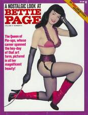 A NOSTALGIC LOOK AT BETTIE PAGE Magazine