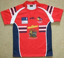 Small Mens ROUSE HILL RENEGADES #9 SMITH Rugby Union Jersey Pre Owned