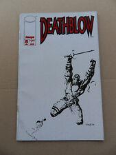 Deathblow 8 . T.Sale / J.Lee Cover . Image 1994 . FN +