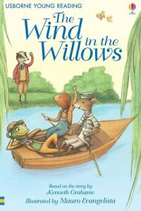 The Wind in the Willows (Usborne Young Reading) Series 2 Paperback New