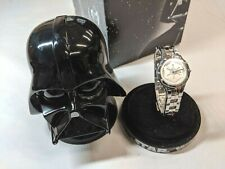 Fossil Star Wars IMPERIAL ICON Insignia Ladies Wristwatch Limited Edition SAES02
